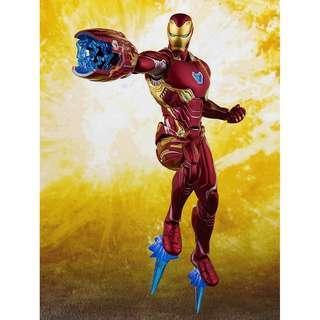 S.H.Figuarts Iron Man Mark 50 (Avengers: Infinity War)