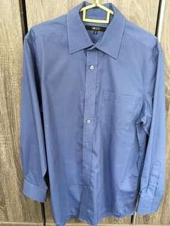 G2000 blue Long sleeve shirt