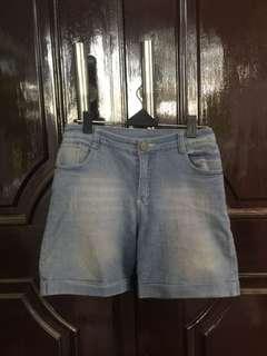 Shortpants blue