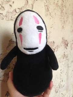 No face in spirited away