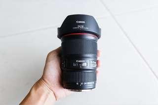 Canon 16-35mm f4 L IS f4L f/4