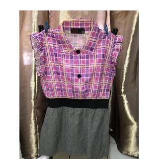 Girl Boss dress for Kids (size large)