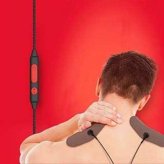 智能APP小摩線電子脈沖便攜式肩理療mini按摩儀