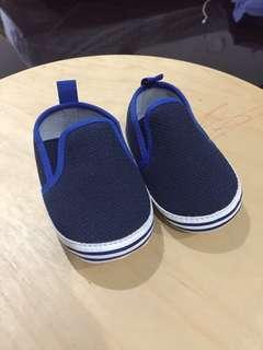 Sepatu Bayi - Navy