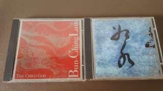 Bun-Ching Lam Like Water and The Child God CDs