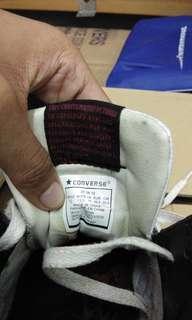 Converse Weapon Shoes