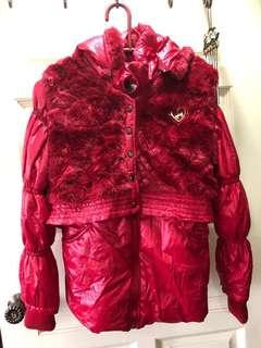 Winter Down Jacket Princess