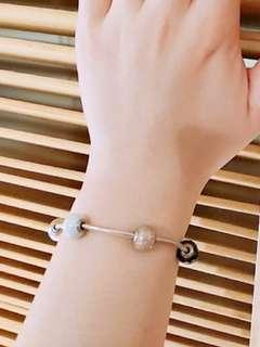*包郵*Authentic Pandora Essnece bracelet 只餘17cm手鏈 一條