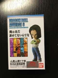 龍珠 Dragonball DB adverge 6 17號