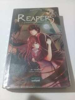 REAPERS: Thirteen Brothers by TSUBAME