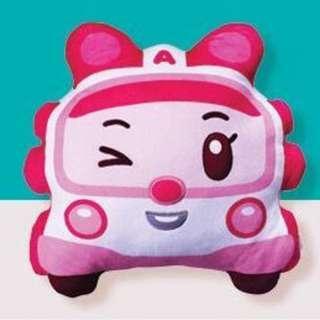 Robocar Poli Stuffed Toy - Amber