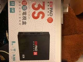 Evpad 3S TVbox