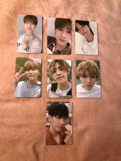 seventeen you make my day official album photocards