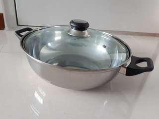 Brand New Stainless Steel Pot