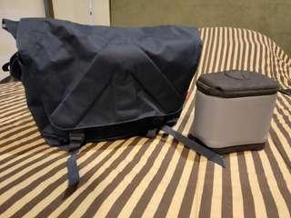 Camera & Laptop Bag