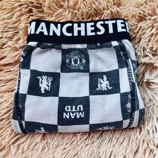 [Used] Manchester United men's underwear - Trunk