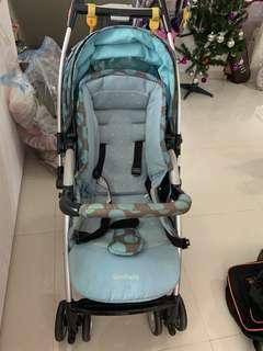 Preloved Good Baby stroller