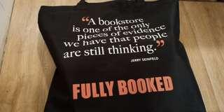 FullyBooked Fukuburo Lucky Bag (with books and freebies inside worth Php 4k)