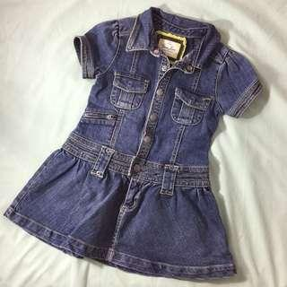 (KIDS) Guess denim dress