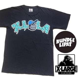 X-LARGE MADE IN USA TSHIRT SIZE M