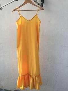 Monki 背心洋裝