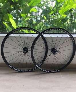 🚚 Pizz Velocity Wheelset <Tires included>