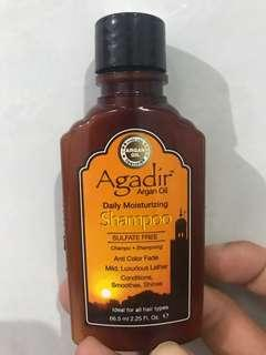 Original Moisturizing Shampoo For Men Merk Agadir