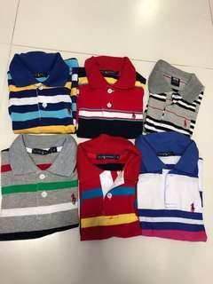 Polo Tees (Each)