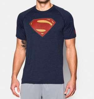 Under Armour® Alter Ego Superman Graphic T-shirt