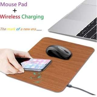 無線充電滑鼠墊 / Wireless Charging Mouse Pad