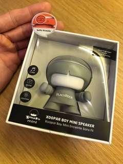 Xoopar Boy Mini Speaker (Grey)
