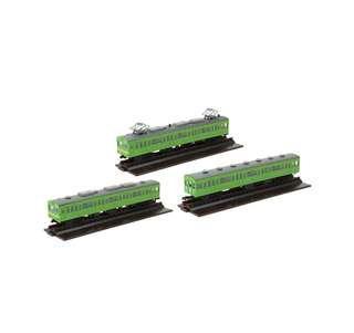 全新 TOMYTEC 1000系1009編制 3輛套裝 火車鐵道模型用品 (Not KATO & Tomix) 1/150
