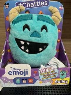 Disney Emoji stuffed toy