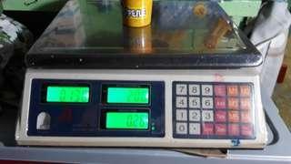 penimbang digital 5g-30kg B-SCALE  DY-928