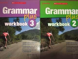 GRAMMAR PLUS WORKBOOK 2&3