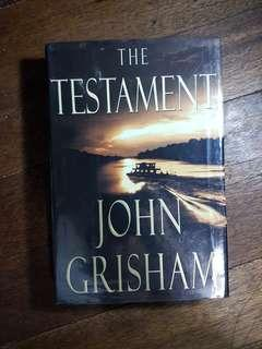 HB The Testament - John Grisham