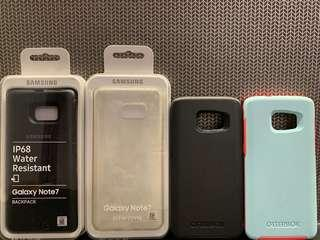 4 Case and Battery Pack Set (Galaxy Note 7)