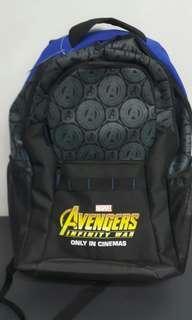 Marvel Avengers Infinity War School Bag