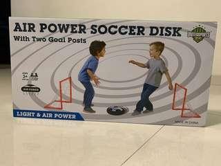 Air Power Soccer disk
