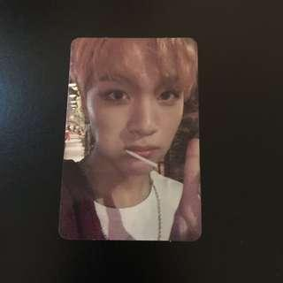 [WTB] NCT HAECHAN EMPATHY PHOTOCARD (DREAM VER)