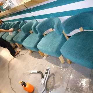 Jasa cuci sofa, springbed, sofabed, karpet, jok mobil, dsb sejabodetabek