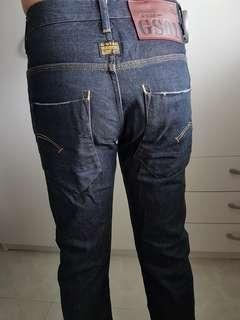 Authentic Used 3301 G Star Raw Jeans for sale