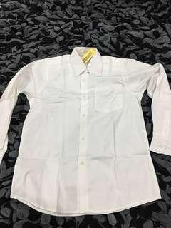 Brand new White Long Sleeve Shirt size 15