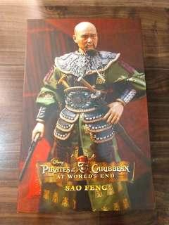 Hot Toys Sao Feng Pirates of the Caribbean