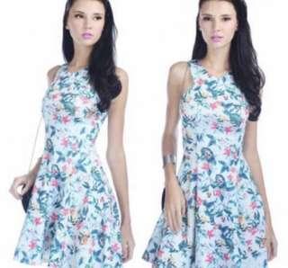 🔺BN🔺Fayth Floral Dress