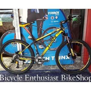 2018 Trinx C782 Elite 27.5 Alloy Hydraulic LTWOO Components Bicycle Bike Mountain Bike MTB