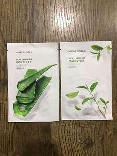 Nature Republic Masks