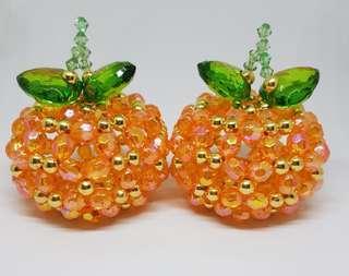 Handmade Mandarin Oranges