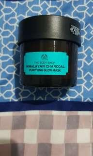 Preloved - The Body Shop Himalayan Charcoal Purifying Glow Mask