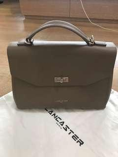 Lancaster satchel bag